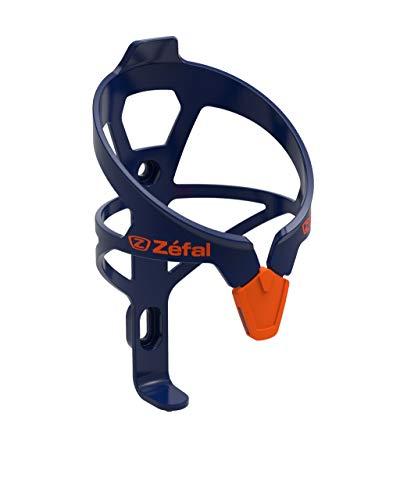 ZEFAL Pulse A2 Porte-bidon vélo Cyclisme, Bleu/Orange, Taille Unique