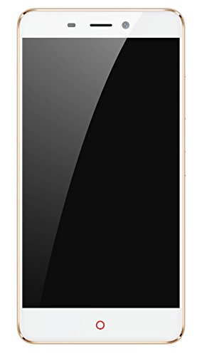 Nubia NX541J N1 Smartphone (14 cm (5,5 Zoll), 32GB interner Speicher, 13 Megapixel Kamera, Android 6.0) Gold