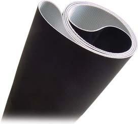 Bande de Rechange pour Tapis Roulant/Tapis de Course - Dimension Standard 2850x490 - épaisseur 1,7 mm