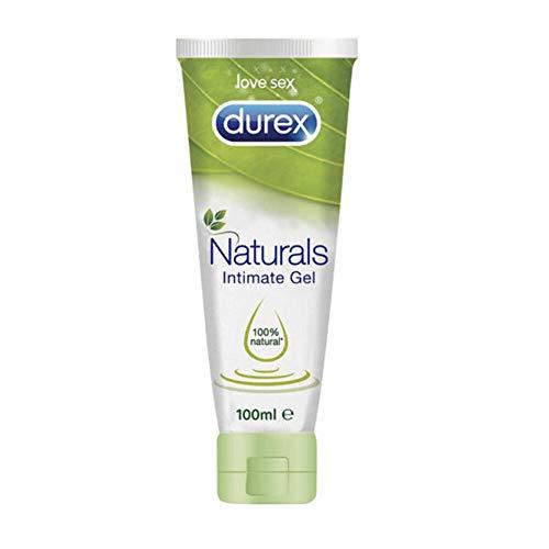 Durex 8410104881832 Gleitmittel und Gel, Naturals Intimate Gel