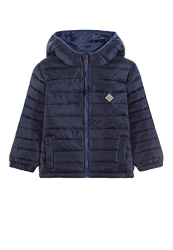 Kanz Jungen Anorak mit Kapuze Jacke, Blau (Navy Blazer|Blue 3105), (Herstellergröße: 98)