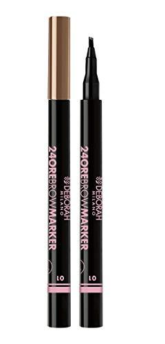 DEBORAH 24h Front Marqueur 01 Blonde Crayon Sourcils Produit Cosmétique Marque Haut