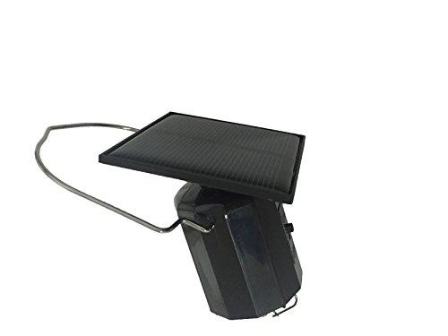 DuBnt Solar Powered Spinner Motor