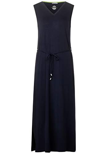 Street One Damen 142720 Kleid, deep Blue, 42