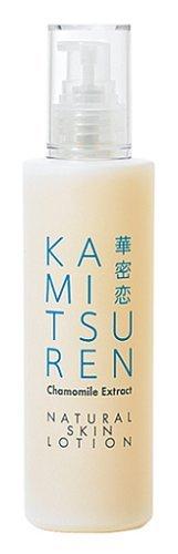 華密恋(KAMITSUREN) ナチュラルスキンローション