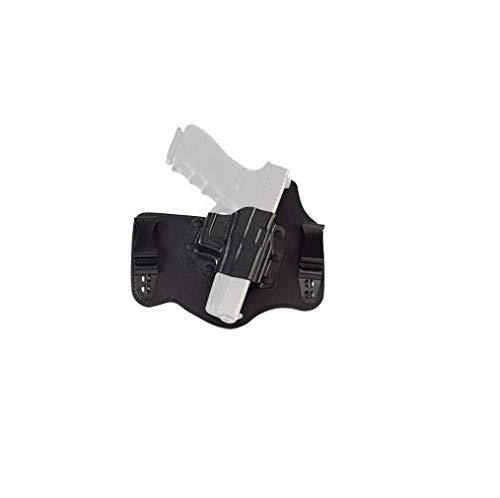 Derecha Galco kt800b kingtuk iwb Holster para Glock 43 Color Negro