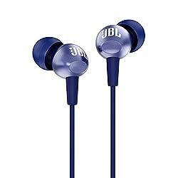 JBL C200SI Super Deep Bass in-Ear Premium Headphones with Mic (Mystic Blue),Harman,C200SI,JBL headphone,JBLC200SIUBLUCN,Wired head phone,Wired headphones,head phone,head phones JBL,headphone with mic,headphone with microphone,headphones,headphones Wired,headphones for mobiles