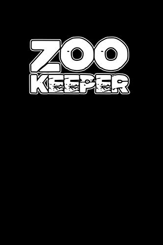 Zoo Keeper: Notebook | Journal | Diary | 110 Lined pages