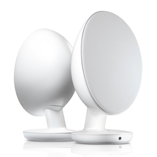 KEF EGG - Digitales Wireless Musik System, Weiß