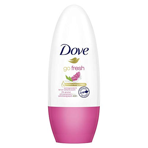 Dove Go Fresh Granada Desodorante Roll-On - 50 ml