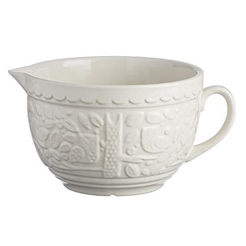 Mason Cash Forest Pot /à caf/é en c/éramique Cr/ème Capacit/é 25 ML