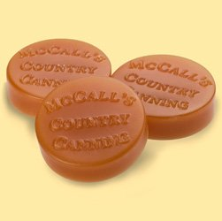 McCall's Country Candles Wax Potpourri Button - Grandma's Kitchen