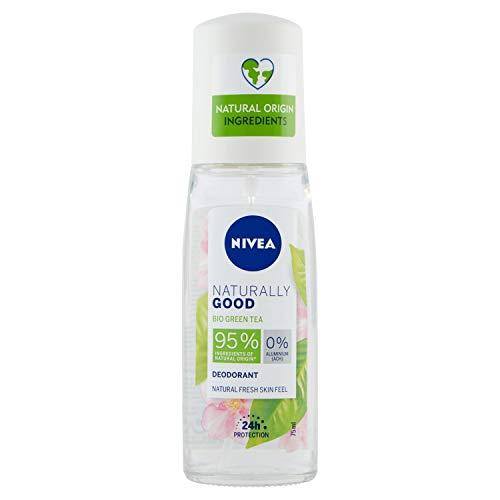 Nivea Deodorante Spray Bio Green Tea, 75ml