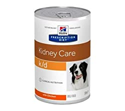 Hill's Prescription Diet Canine k/d Kidney Care Original Saver Pack 24 x 370g has been formulated to meet the very special nutritional needs of dogs that have kidney disease, to help to increase their quality of life. Hill's nutritionists and veterin...