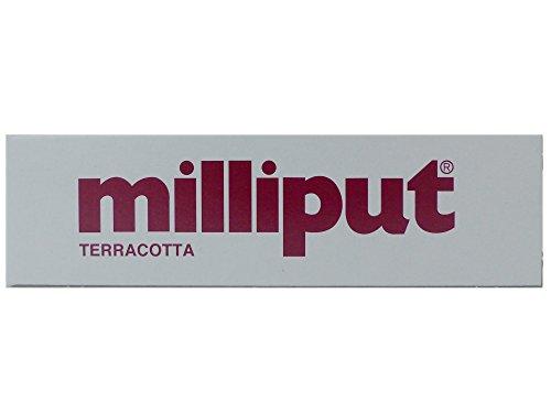 GLUELINES Milliput Epoxy Putty, Terracotta