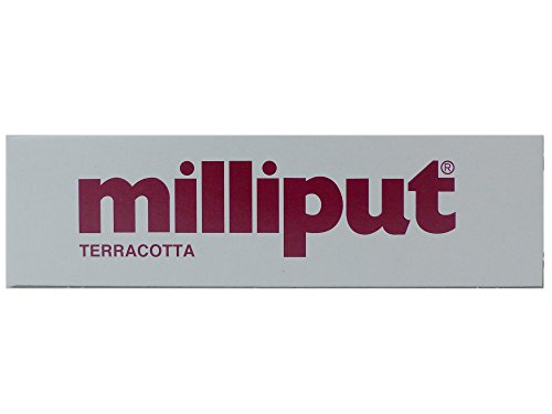 Glue Lines Milliput Epoxy Putty, Terracotta