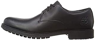 Timberland Herren Stormbuck Plain Toe Waterproof Oxford Schuhe, Schwarz (Black Smooth), 43 EU (B0070SJ01K) | Amazon price tracker / tracking, Amazon price history charts, Amazon price watches, Amazon price drop alerts