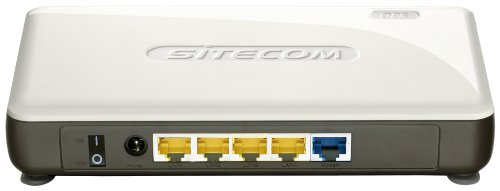 Sitecom 300N X5 Wireless Gigabit Dualband Router