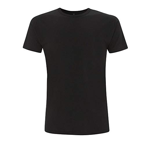 Continental - Men's Bamboo Jersey T-Shirt / Black, M