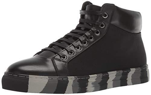 English Laundry Men's Parker Sneaker, Black, 8.5 M US