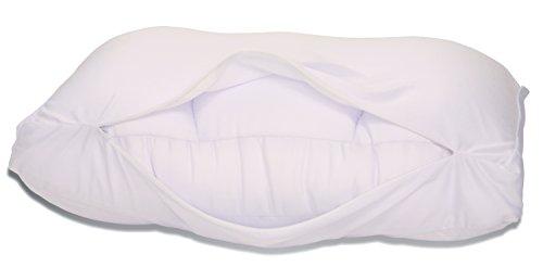Deluxe Comfort Microbead Cloud Pillow Pillowcases, Medium