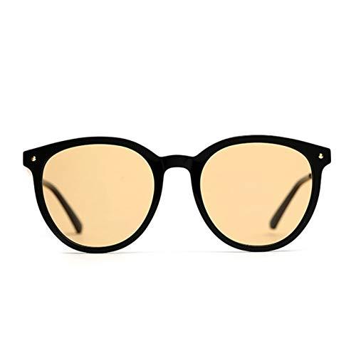 XYJNN Blue Light Glasses |Gafas de Sol| Diosa Retro Gafas de Sol polarizadas Gafas de Sol Deportivas Gafas de Sol de conducción no Tiene Miedo de Caer y no se deforma con Facilidad (0 Grados)