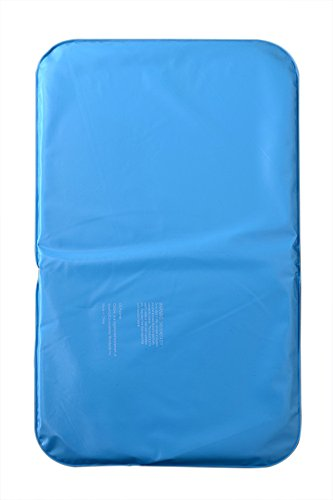 hongfei Cooling Pillow pad, Relief For Night Sweats, Migraines, Hot Flashes, Fevers, Neck Pain Large Size, Foldable Soft Gel Cool Mat for Summer