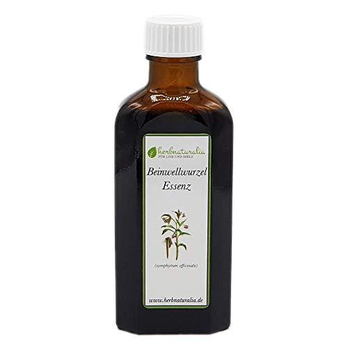 herbnaturalia ® - Beinwell Essenz - 100ml hochwertige Essenz aus getrockneten Beinwellwurzeln - 100% reine Essenz - ohne Zusätze