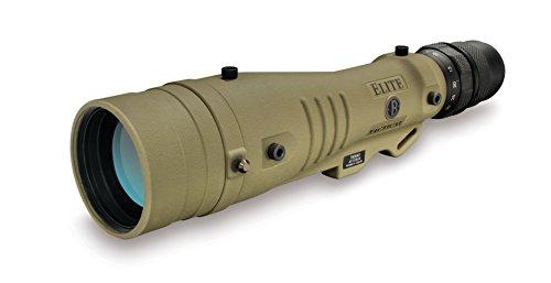 Bushnell Elite 8-40x60 Spektiv Geradeeinblick Taktisch LMSS Fernglas beige