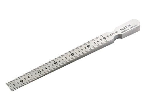 新潟精機 SK テーパーゲージ 0.4-6mm TPG-270B 収納ケース付