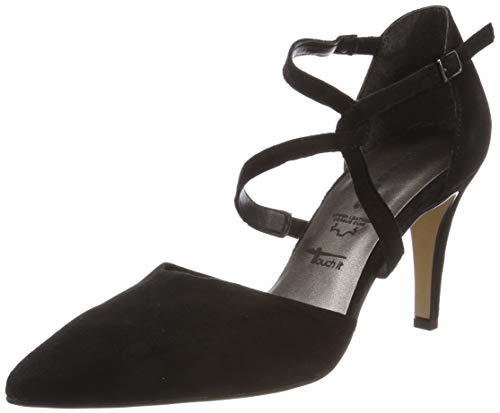 Tamaris Damen 1-1-24425-22 Slipper, Schwarz (Black 1), 36 EU