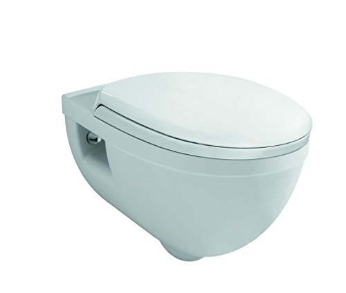 Wand-WC WH-6040 inkl. Soft-Close Sitz