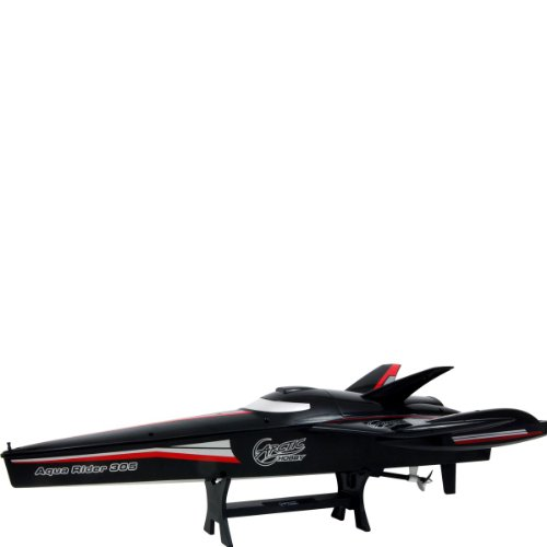 Arctic Aqua Rider 305Funk-Boot, Wasserkühlung System, Maßstab 1: 25–Black Knight