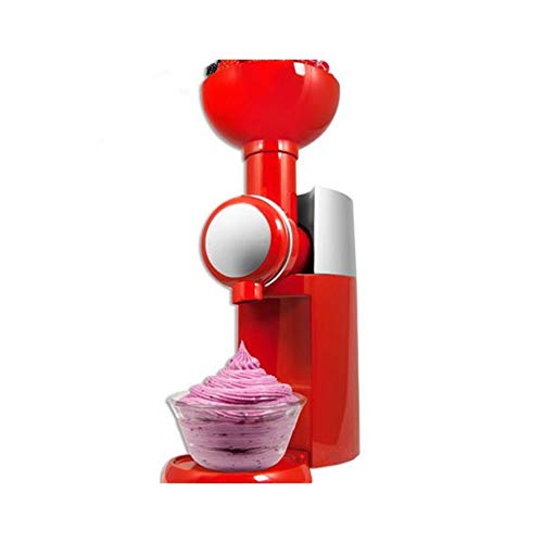 Learn More About Frozen Fruit Dessert Maker Fruit Ice Cream Machine,Red,110V,Us