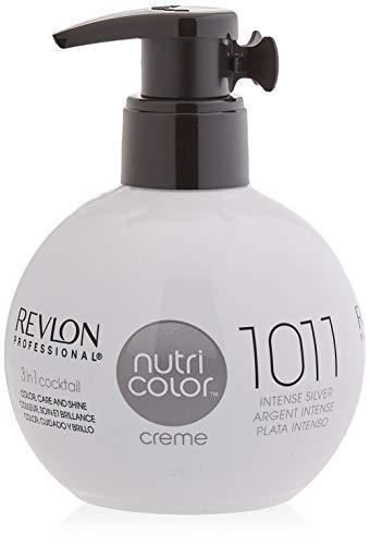 REVLON PROFESSIONAL Nutri Color Creme 1011 Intensives Silber (270 ml)