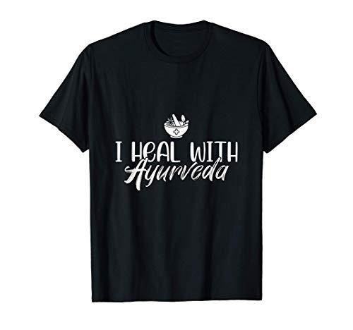 Heilkunst Ayurveda mit Ayurveda heilen Dosha T-Shirt
