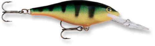 Rapala Shad Rap 07 Fishing lure (Perch, Size-...