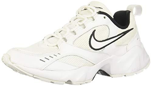 Nike Air Heights, Zapatillas de Trail Running para Mujer, Blanco (White/White/Black 102), 36 EU