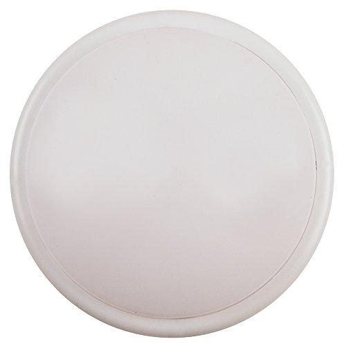 Meridian Electric LED Night Light, Round, 5.5' Diameter, 2 Pack
