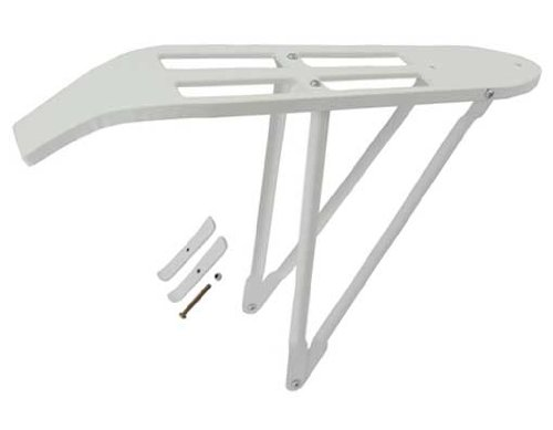 Lowrider 26' Beach Cruisers Carrier White. bicycle part, bike part, beach criuser bike carrier, bike rack beach cruiser, stretch, limo