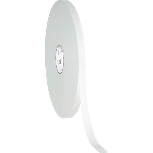 Ruban adhésif double-face Coroplast 4242P Coroplast 4242P blanc (L x l) 33 m x 19 mm acrylique 33 m