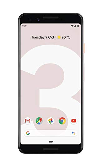 Google Pixel 3 (Not Pink, 64 GB) (4 GB RAM)