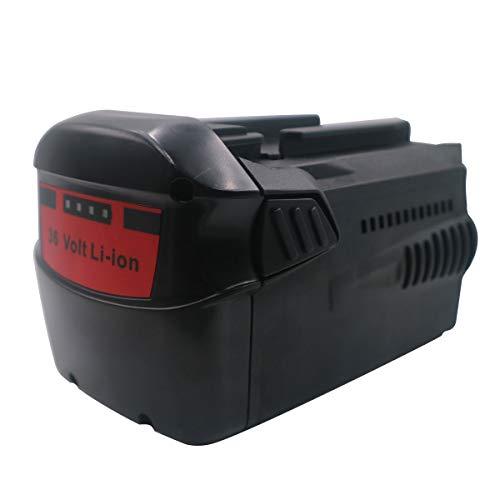 Bateria de repuesto de 36V 6000mAh para HILTI B B36/3.9 B36/6.0 B36 battery