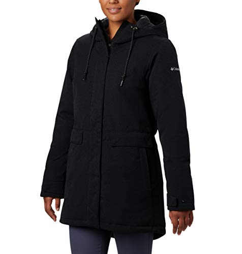 Columbia Boundary Bay Jacket, Large, Black