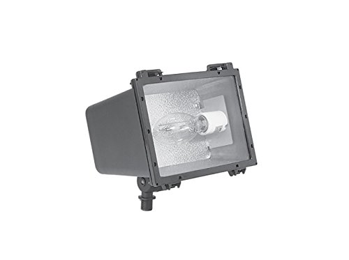 Floodlight 100W MH, 120V Wide, Bronze
