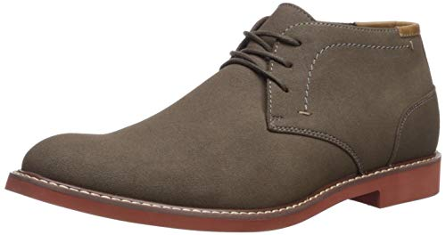 Unlisted by Kenneth Cole Men's Darin Chukka Boot, Walnut, 13 M US