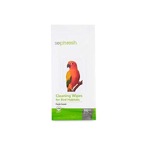 Petco Brand - SoPhresh Habitat Cleaning Wipes, Regular