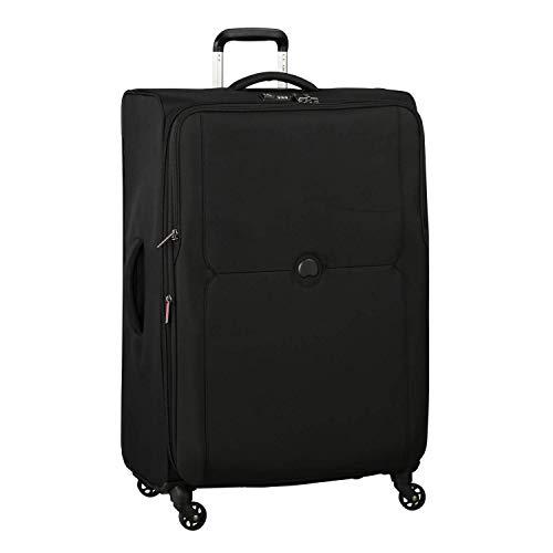 DELSEY PARIS Mercure koffer, 78 cm, 104,4 liter, zwart (Noir)