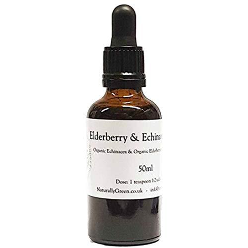 Elderberry & Echinacea Syrup, 50ml