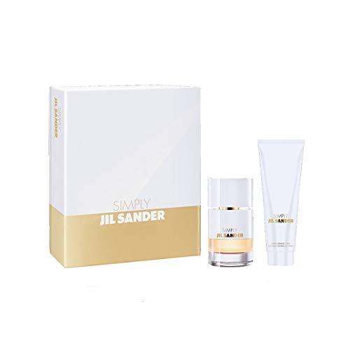 Jill Sanders Simply Giftset EDT spray 40 ml + Body Milk 75 ml, 1-pack (1 x 1 stuks)